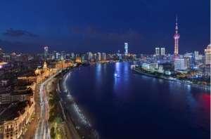 昕诺飞LED产品及Interact品牌物联网平台助力上海外滩灯光改造锥套